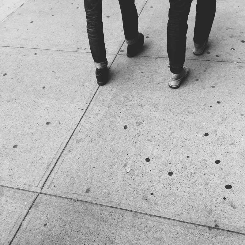 walk talk therapy